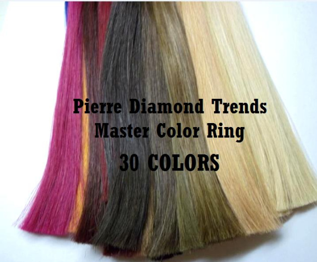 Human Hair Extensions Products And Accessories Catalog Pierre